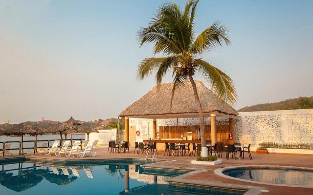 Hotel Park Royal Huatulco, relájate en ambientes de gran confort