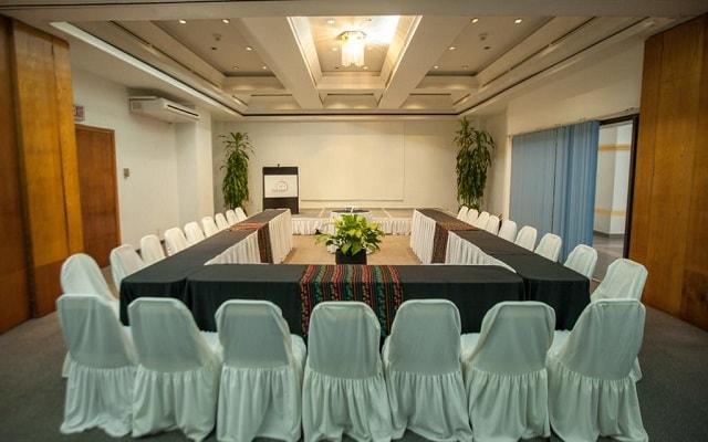 Hotel Park Royal Huatulco, sala de juntas
