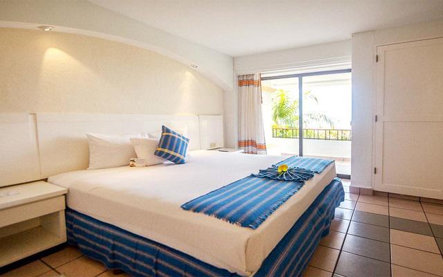 Hotel Park Royal Huatulco, habitaciones bien equipadas