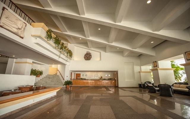 Hotel Park Royal Huatulco, atención personalizada desde el inicio de tu estancia