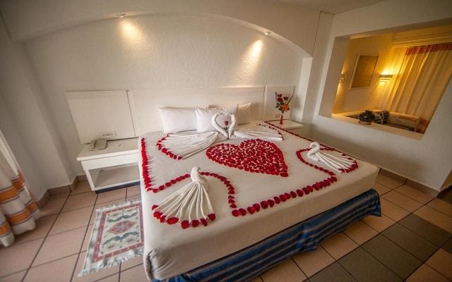 Hotel Park Royal Huatulco, amenidades especiales para luna de miel