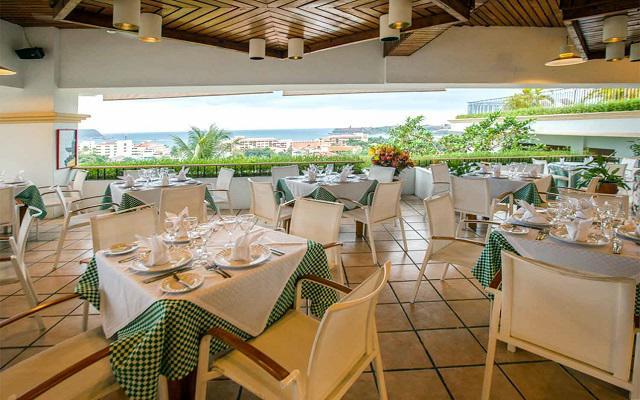 Hotel Park Royal Huatulco, prueba ricos platillos de la cocina italiana