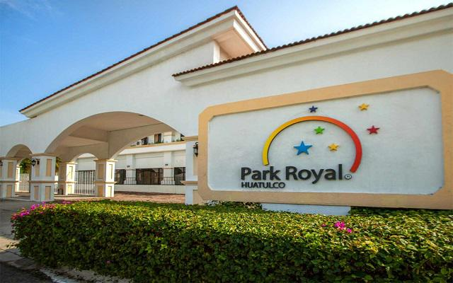 Hotel Park Royal Huatulco, buena ubicación