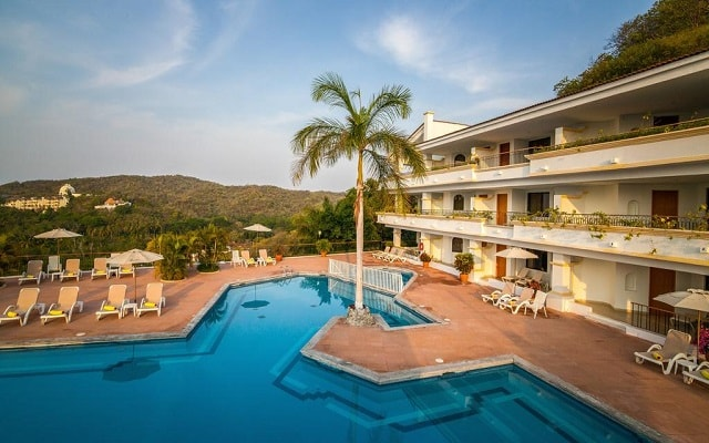 Hotel Park Royal Huatulco en Bahía Tangolunda