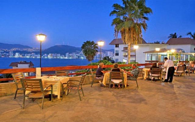 Hotel Park Royal Acapulco, Restaurante La Trattoria