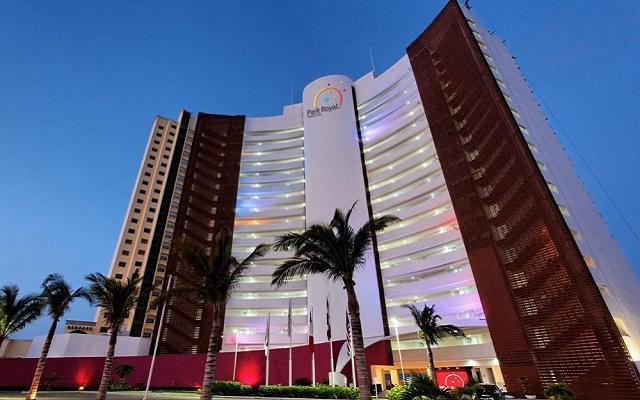 Hotel Park Royal Mazatlán en Zona Cerritos