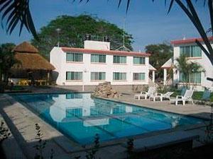 Hotel Parotas en Manzanillo