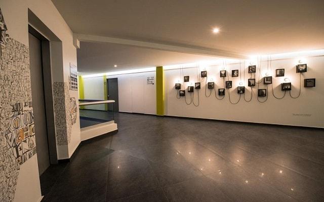 Hotel Perla Central, espacios de diseño