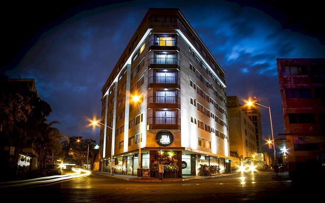 Hotel Perla Central en Guadalajara Ciudad