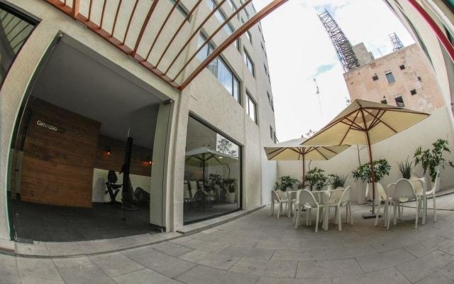 Hotel Perla Central, cómodas instalaciones
