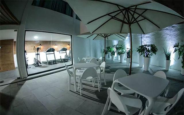 Hotel Perla Central, sitio ideal para relajarte