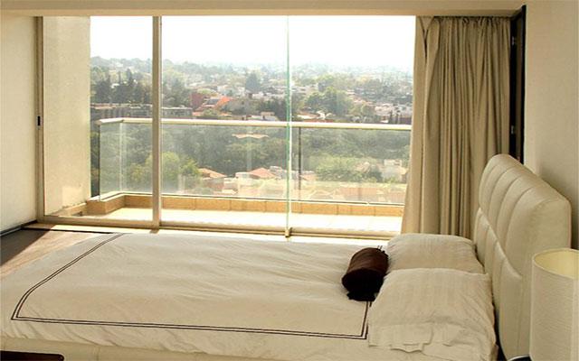 Hotel Pia Suites, habitaciones cómodas y acogedoras