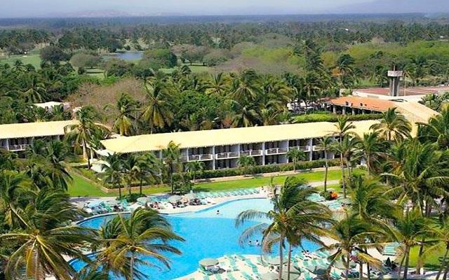 Hotel Pierre Mundo Imperial Riviera Diamante Acapulco, hermosa vista aérea