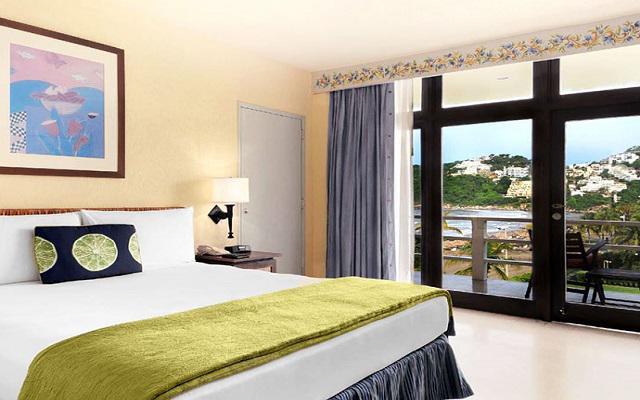 Hotel Pierre Mundo Imperial Riviera Diamante Acapulco, amplias y luminosas habitaciones