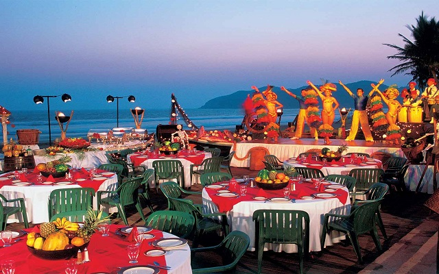 Hotel Pierre Mundo Imperial Riviera Diamante Acapulco, entretenimiento nocturno