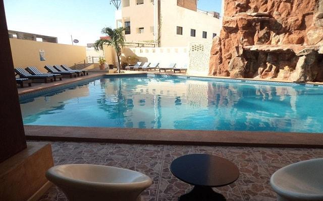 Hotel Playa Bonita en Zona Dorada