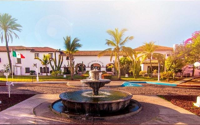 Hotel Playa de Cortés en San Carlos Guaymas
