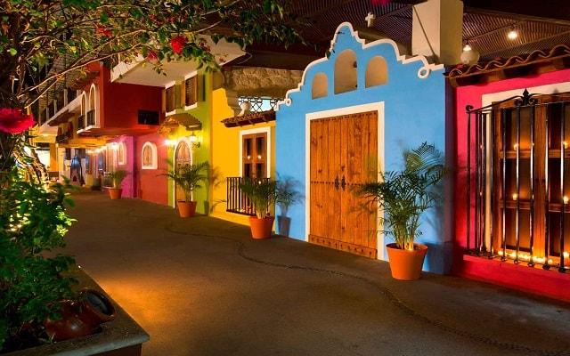 Hotel Playa Los Arcos Beach Resort and Spa, linda arquitectura