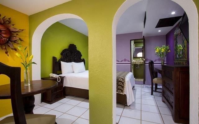 Hotel Playa Los Arcos Beach Resort and Spa, habitaciones con todas las amenidades