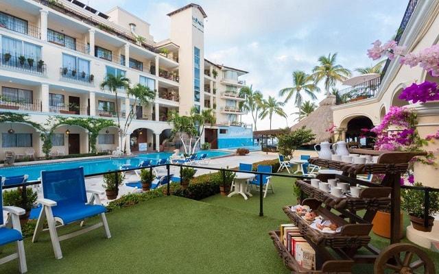 Hotel Playa Los Arcos Beach Resort and Spa, ambientes únicos