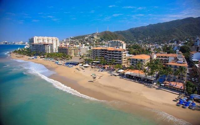 Hotel Playa Los Arcos Beach Resort and Spa, buena ubicación