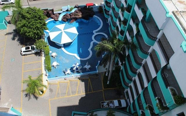 Hotel Playa Marina en Mazatlán Centro