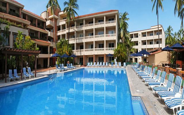 Hotel Playa Mazatlán, disfruta su alberca al aire libre