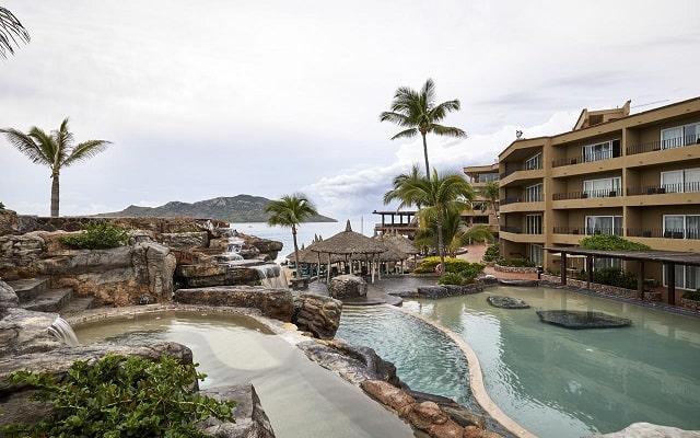 Hotel Playa Mazatlán - All Inclusive, vistas hermosas del océano