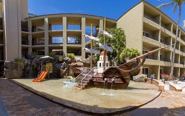 Hotel Playa Mazatlán - All Inclusive, juegos para niños