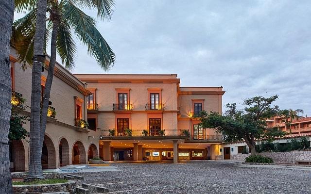 Hotel Playa Mazatlán - All Inclusive, instalaciones limpias y acogedoras