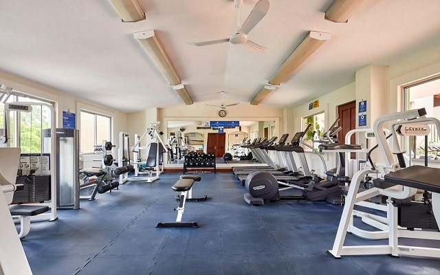 Hotel Playa Mazatlán - All Inclusive, gimnasio