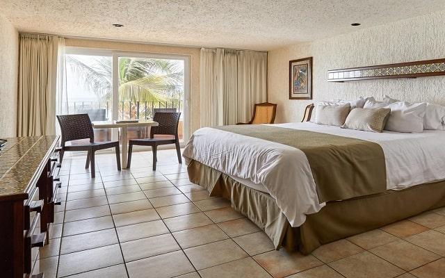 Hotel Playa Mazatlán - All Inclusive, habitaciones con todas las amenidades
