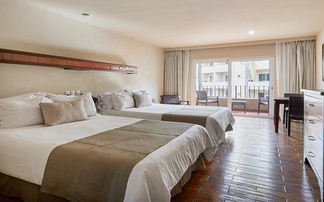 Hotel Playa Mazatlán - All Inclusive, amplias y luminosas habitaciones