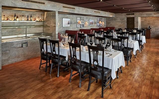 Hotel Playa Mazatlán - All Inclusive, buena gastronomía