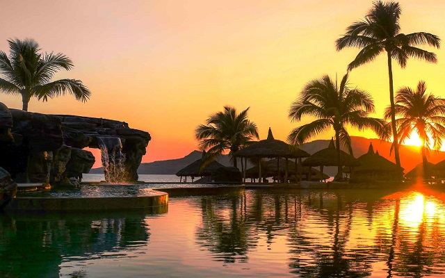 Hotel Playa Mazatlán, atardeceres inolvidables