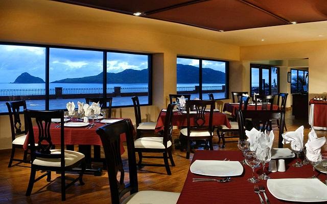 Hotel Playa Mazatlán, Restaurante Georgini´s
