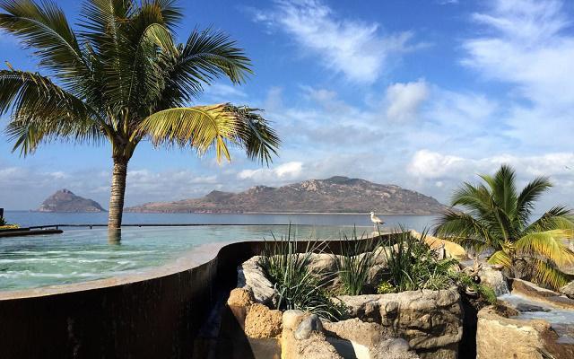 Hotel Playa Mazatlán, relájate en el jacuzzi con vista al mar