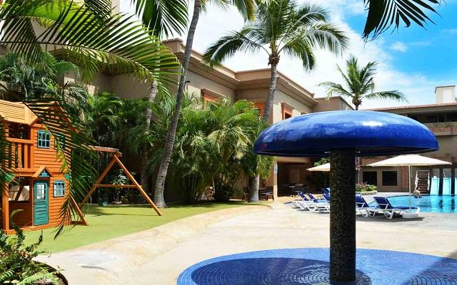 Hotel Playa Mazatlán, área de juegos para niños