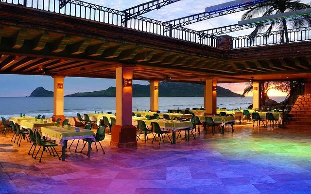 Hotel Playa Mazatlán, Restaurante La Terraza