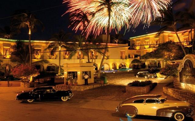 Hotel Playa Mazatlán, escenarios fascinantes