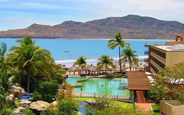 Hotel Playa Mazatlán, vistas hermosas del océano