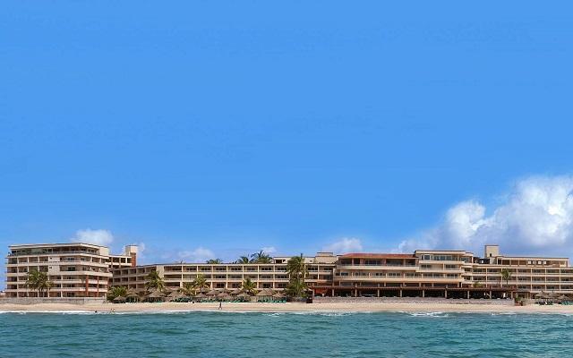 Hotel Playa Mazatlán, diviértete en la playa