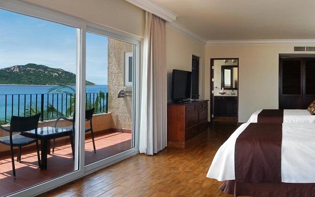 Hotel Playa Mazatlán, habitaciones con todas las amenidades