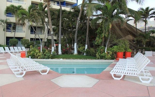Hotel Playa Suites Acapulco, escenarios fascinantes