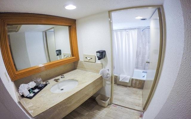 Hotel Playa Suites Acapulco, amenidades en cada sitio