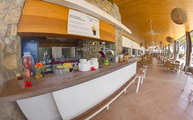 Hotel Playa Suites Acapulco, buena propuesta gastronómica
