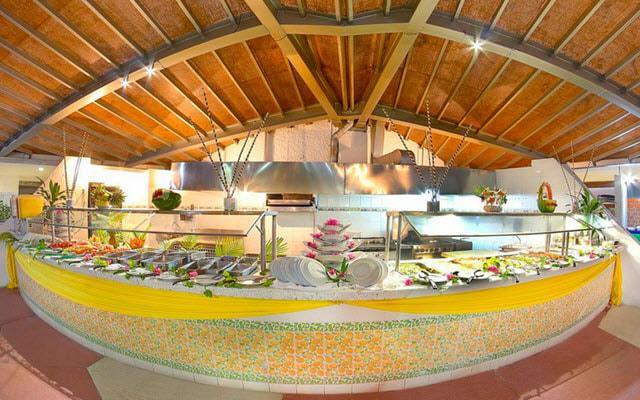 Hotel Playa Suites Acapulco, restaurante con servicio buffet