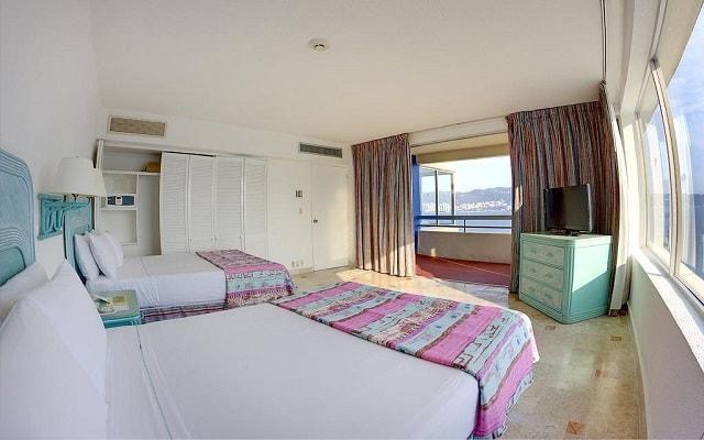 Hotel Playa Suites Acapulco, habitaciones con hermosas vistas