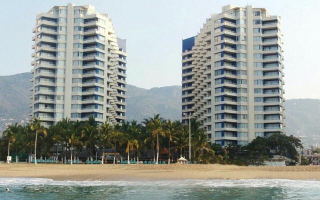 Hotel Playa Suites Acapulco en Zona Dorada