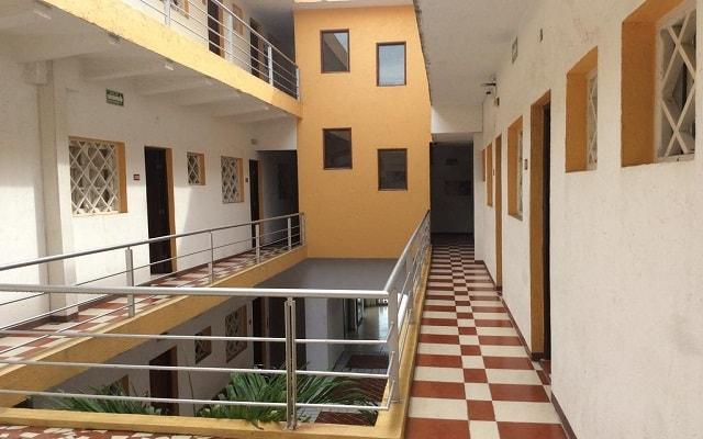 Hotel Playa Veracruz, cómodas instalaciones